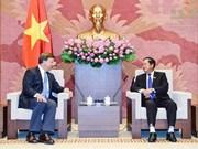 Vietnam atesora relaciones con Estados Unidos, dice vicepresidente del Parlamento