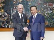 Vietnam dispuesto para participar en operaciones de Interpol contra la criminalidad