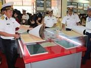 Ostentan en Da Nang muestras de soberanía marítima nacional