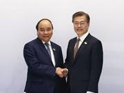 Vietnam por robustecer cooperación con Sudcorea y Australia