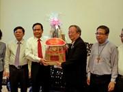 Destacan papel importante de comunidad religiosa al desarrollo de Vietnam