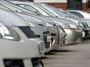 Venta de automóviles en Vietnam registra leve aumento en junio