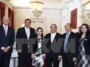 Premier vietnamita aboga por impulso de nexos económicos con Países Bajos
