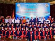 Inauguran en Vietnam campamento científico Odessey ASEAN+3