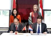 Cooperación en gestión hídrica, punto relevante en nexos Vietnam-Países Bajos