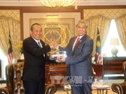 Vietnam y Malasia comprometidos a fortalecer su asocación estratégica