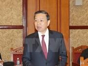 Vietnam y Myanmar intensifican la cooperación en seguridad