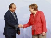 Premier de Vietnam concluye su gira por Alemania y Países Bajos
