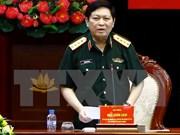 Ministro de Defensa reafirma papel del Ejército en desarrollo económico nacional