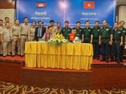 Vietnam y Camboya robustecen coordinación para garantizar seguridad fronteriza