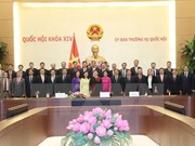 Presidenta del Parlamento vietnamita urge a mayor desempeño de diplomáticos