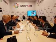 Vietnam y Rusia impulsan cooperación interregional