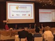 ASEAN impulsa plan de conectividad integral 2025