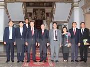 Ciudad Ho Chi Minh refuerza cooperación con prefectura japonesa