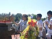Réquiem por mártires vietnamitas caídos en Quang Tri