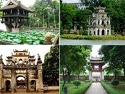 Hanoi acoge a casi 12 millones de turistas