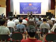Ofrecen asesoramiento legal a trabajadores vietnamitas en Sudcorea