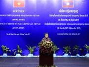 Efectúan acto conmemorativo por aniversario de nexos amistosos Vietnam- Laos