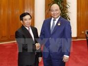 Vietnam y Laos: juntos en la construcción nacional y la integración internacional