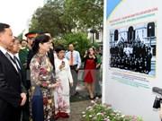 Inauguran exposición fotográfica sobre relaciones Vietnam-Laos