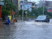 Inundaciones provocan pérdidas en provincias norteñas y centrales de Vietnam