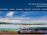 Celebrarán en Vietnam conferencia internacional sobre transporte en Asia Oriental
