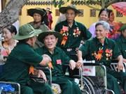 Continúan en Vietnam acciones de gratitud a personas con méritos revolucionarios