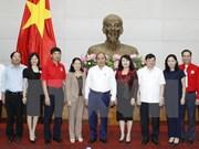 Gobierno vietnamita reafirma respaldo a actividades de la Cruz Roja