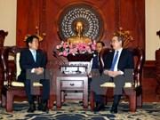Ciudad Ho Chi Minh fomenta cooperación con ciudad sudcoreana de Incheon