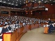Senado camboyano aprueba enmiendas a Ley de Partidos Políticos