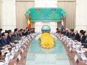 Visita del máximo dirigente partidista traza un nuevo rumbo para lazos Vietnam-Camboya