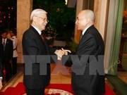 Emiten Vietnam y Camboya declaración conjunta