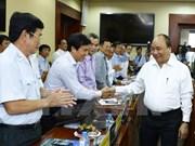 """Premier vietnamita: """"Ba Ria-Vung Tau debe competir con Singapur"""""""
