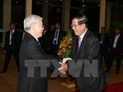 Determinado Partido Popular de Camboya a contribuir al progreso de lazos con Vietnam