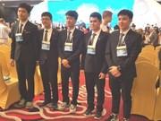 Vietnam obtiene mejores resultados en Olimpiada Internacional de Física