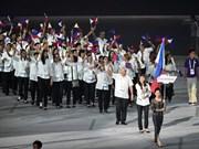 Filipinas renuncia a ser sede de Juegos Deportivos del Sudeste Asiático 2019