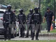 Unos 10 mil policías vigilarán las calles de Kuala Lumpur durante SEA Games 29