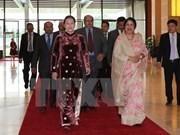 Presidenta de Bangladesh concluye visita oficial a Vietnam