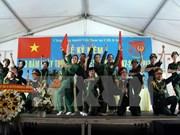 Comunidad vietnamita en Alemania realizan réquiem por Día de Inválidos de Guerra y Mártires