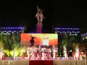 Premier vietnamita rinde tributo a voluntarias caídas en encrucijada de Dong Loc