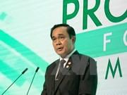 Tailandia y China se comprometen a fortalecer sus lazos