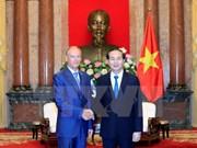 Vietnam aprecia lazos en defensa con Rusia, afirma presidente