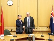 Vietnam y Nueva Zelanda aspiran a elevar trasiego mercantil a 1,7 mil millones de dólares
