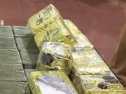 Policía vietnamita incauta 36 mil cápsulas de droga sintética