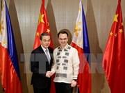China reitera respaldo a Filipinas en lucha antiterrorismo