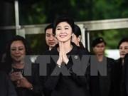Tailandia congela cuentas bancarias de expremier Yingluck Shinawatra