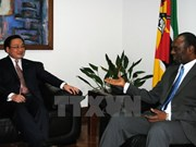 Primer ministro de Mozambique visitará  Vietnam