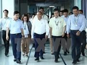 Premier vietnamita destaca contribuciones de Samsung