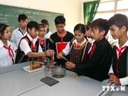 Provincias altiplánicas de Vietnam modernizan instalaciones escolares