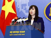 Vietnam pide a las partes respetar sus derechos legítimos en el Mar del Este